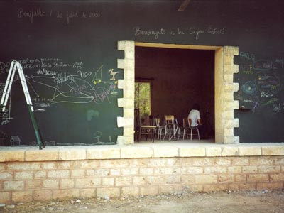 V ronique joumard mur tableau - Mur tableau noir ...